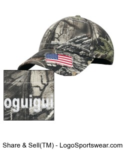 US Flag Oguigui 001 Design Zoom